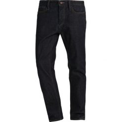 Denham RAZOR Jeansy Slim Fit rinsed denim. Niebieskie jeansy męskie relaxed fit Denham. Za 509,00 zł.