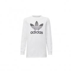 T-shirty z długim rękawem Dziecko adidas  Koszulka z długim rękawem Black Friday. Białe t-shirty chłopięce z długim rękawem marki UP ALL NIGHT, z bawełny. Za 149,00 zł.