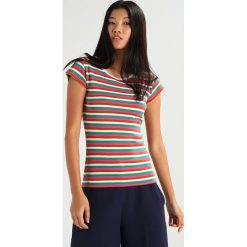 T-shirty damskie: Mads Nørgaard TRAPPY Tshirt z nadrukiem pink