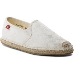 Tomsy damskie: Espadryle BIG STAR – AA274697 White