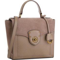 Torebka LAUREN RALPH LAUREN - Millbrook 431710884001 Taupe. Brązowe torebki klasyczne damskie Lauren Ralph Lauren, ze skóry, duże. W wyprzedaży za 919,00 zł.