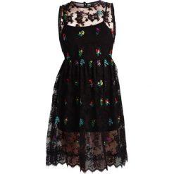 Sukienki hiszpanki: OVS DRMAXI Sukienka koktajlowa black