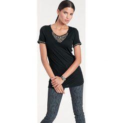 Odzież damska: Koszulka w kolorze czarnym