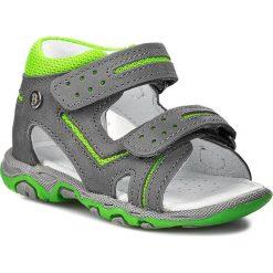 Sandały BARTEK - 61825-171 Szary. Szare sandały męskie skórzane Bartek. W wyprzedaży za 119,00 zł.