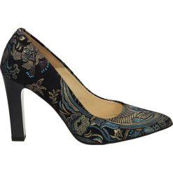 Buty ślubne damskie: Czółenka - 3900-4941 BLM