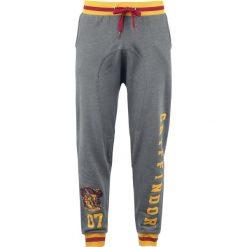 Spodnie dresowe damskie: Harry Potter Gryffindor Spodnie dresowe damskie szary/czerwony/żółty