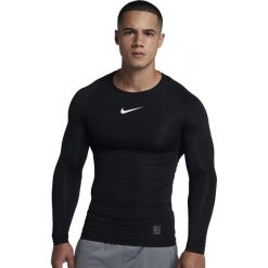 Nike Koszulka męska M NP Top Ls Comp czarna r. L (838077 010). T-shirty męskie Nike, l. Za 109,00 zł.