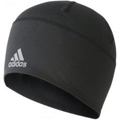 Czapki męskie: Adidas Czapka Clmlt B Fitted Black/Reflective Osfm