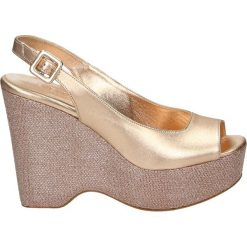Rzymianki damskie: Sandały - EU81 LAM RAME