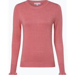 Marie Lund - Sweter damski, różowy. Czerwone swetry klasyczne damskie Marie Lund, m, z falbankami. Za 129,95 zł.