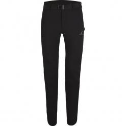 """Spodnie trekkingowe zip-off """"Keflavik"""" w kolorze czarnym. Czarne rurki męskie Westfjord, w paski, z materiału. W wyprzedaży za 130,95 zł."""