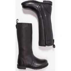 Bisgaard Kozaki black. Niebieskie buty zimowe damskie marki Roxy, z tworzywa sztucznego, na wysokim obcasie. Za 609,00 zł.