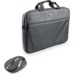 Torba Port Designs na laptop 15,6'' + mysz (501753) (PD501753). Szare torby na laptopa marki Port Designs. Za 134,39 zł.