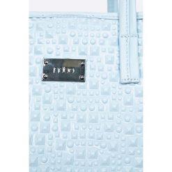 Nobo - Torebka. Szare torebki klasyczne damskie marki Nobo, z materiału, duże. W wyprzedaży za 119,90 zł.