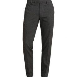 Cinque CIBRAVO SLIM FIT Spodnie materiałowe anthra. Szare rurki męskie Cinque, z bawełny. Za 419,00 zł.