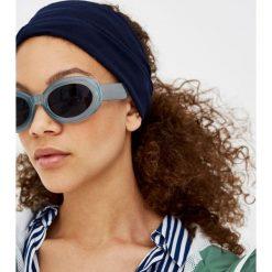 Okulary przeciwsłoneczne damskie: Owalne okulary przeciwsłoneczne