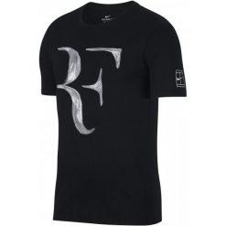 Nike Męski T-Shirt  Rf M Nk Tee Black White S. Białe t-shirty męskie Nike, l. Za 155,00 zł.