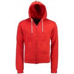 Stone Goose Bluza Męska Filthy L Czerwona. Czerwone bluzy męskie rozpinane marki KALENJI, m, z elastanu, z długim rękawem, długie. Za 189,00 zł.