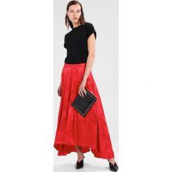 91b5602118 adidas Originals SKIRT Długa spódnica black - Czarne spódniczki ...