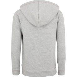 Napapijri BIDO  Bluza rozpinana light grey melange. Szare bluzy dziewczęce rozpinane marki Napapijri, l, z materiału, z kapturem. Za 359,00 zł.