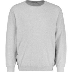 Swetry męskie: Jack & Jones JORNASH CREW NECK PLUS Sweter light grey melange
