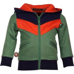 """Bluza """"If You Wanna"""" w kolorze granatowo-zielonym. Niebieskie bluzy chłopięce marki 4FunkyFlavours Kids. W wyprzedaży za 102,95 zł."""