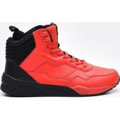 Sportowe buty CHRONIC - Czerwony. Czerwone halówki męskie Cropp. Za 199,99 zł.