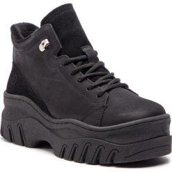 Sneakersy TAMARIS - 1-25248-31 Black 001. Czarne sneakersy damskie Tamaris, z materiału. Za 329,90 zł.