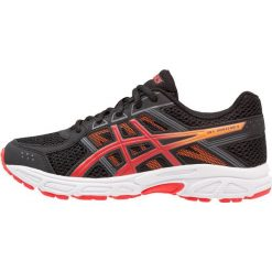 Buty do biegania damskie: ASICS GELCONTEND Obuwie do biegania treningowe black/fiery red/shocking orange