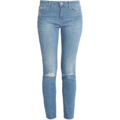 Miss Sixty BETTIE CROPPED Jeans Skinny Fit blue denim. Niebieskie jeansy damskie Miss Sixty. W wyprzedaży za 377,10 zł.
