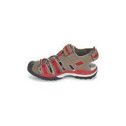 Sandały sportowe Dziecko  Geox  J BOREALIS B. C. Brązowe buty sportowe chłopięce Geox. Za 231,20 zł.