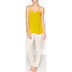 Piżamy damskie: Piżama z uroczym tyłem