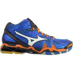 Mizuno Buty męskie Wave Tornado 9 Mid niebieskie r. 40 1/2 (V1GA141722). Szare buty sportowe męskie marki Nike. Za 386,55 zł.