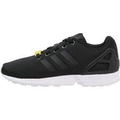 Trampki chłopięce: adidas Originals ZX FLUX Tenisówki i Trampki black