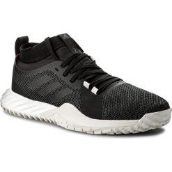Buty adidas - CrazyTrain Pro 3.0 TRF M CG3486 Carbon/Cblack/Talc. Czarne buty fitness męskie Adidas, z materiału. W wyprzedaży za 299,00 zł.