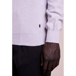 Swetry klasyczne męskie: J.LINDEBERG NIKLAS  Sweter light blue/grey