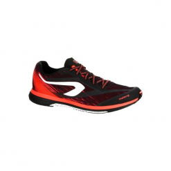Buty do biegania KIPRUN RACE męskie. Czarne buty do biegania męskie KALENJI, z gumy. Za 249,99 zł.