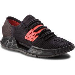 Buty UNDER ARMOUR - Ua Speedform Amp 3.0 3020541-002 Blk. Czarne buty fitness męskie Under Armour, z materiału. W wyprzedaży za 369,00 zł.