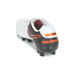 Buty do piłki nożnej Nike  TIEMPO GENIO II LEATHER FG. Białe buty skate męskie Nike, do piłki nożnej. Za 215,20 zł.