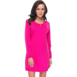 Koszula nocna w kolorze różowym. Czerwone koszule nocne i halki Doctor Nap. W wyprzedaży za 57,95 zł.