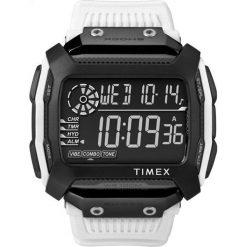 Timex - Zegarek TW5M18400. Czarne zegarki męskie marki Fossil, szklane. Za 449,90 zł.