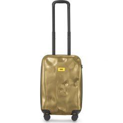 Walizka Bright kabinowa Gold. Szare walizki Crash Baggage, małe. Za 836,00 zł.