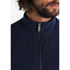 Adidas Golf SQUARE FULL ZIP  Kurtka Softshell conavy. Niebieskie kurtki sportowe męskie adidas Golf, l, z elastanu, na golfa. W wyprzedaży za 551,20 zł.