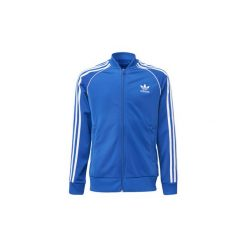 Bluzy chłopięce: Bluzy dresowe Dziecko adidas  Bluza dresowa SST
