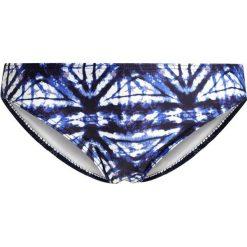 Bikini: Roxy Dół od bikini dress blues geometric feeling