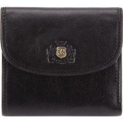 Portfel 39-1-340-1. Czarne portfele damskie Wittchen. Za 399,00 zł.