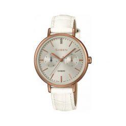 Zegarki damskie: Casio Sheen SHE-3054PGL-7AUER - Zobacz także Książki, muzyka, multimedia, zabawki, zegarki i wiele więcej