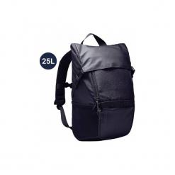 Plecak do sportów zespołowych Away 25 L. Czarne plecaki męskie marki KIPSTA, z poliesteru, do piłki nożnej. Za 99,99 zł.