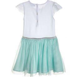 Sukienki dziewczęce: happy girls SCHMETTERLING Sukienka z dżerseju ice blue