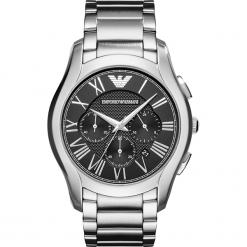 Zegarek EMPORIO ARMANI - Valente AR11083 Silver/Silver. Szare zegarki męskie Emporio Armani. Za 1590,00 zł.